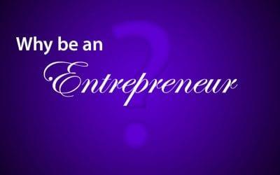 Ep 178: Why be an Entrepreneur